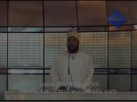 1st April 2011 - Khutbah at Aspire Mosque