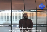 4th March 2011 - Khutbah at Aspire Mosque