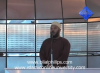 4th February 2011 - Khutbah at Aspire Mosque