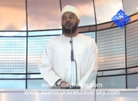 29th October 2010 - Khutbah at Aspire Mosque