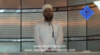 15th October 2010 - Khutbah at Aspire Mosque (1-3)