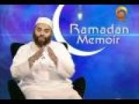 Ramadan Memoir: Episode 4 (Sheikh Ibrahim Zidan
