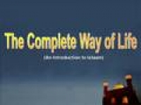 The Complete Way of Life Part 2 of 8