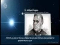 What They Said.. Dr William Draper