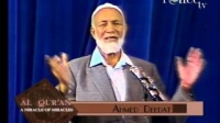 Al-Qur'an, A Miracle of Miracles, Part 1, by Sh Ahmed Deedat