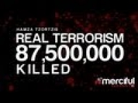 87,500,000 Killed - Real Terrorism ᴴᴰ - Hamza Tzortzis