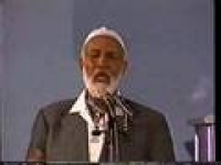 Role Of The Mosque In The West - Sheikh Ahmed Deedat (5/7