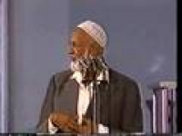 Role Of The Mosque In The West - Sheikh Ahmed Deedat (2/7