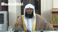 5. A Man Rejected Adultry For Fear of Allah - Mufti Ismail Menk ᴴᴰ