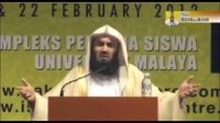Meeting Pious People & Cough - Funny - Mufti Menk