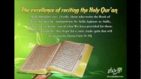 Benefits of Salaah and reciting Qur'an