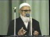 There Is A Siddique In Your Life - Ahmed Deedat (4/13