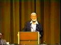 Why Comparative Religion? - Sheikh Ahmed Deedat (8/13