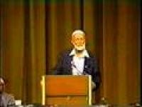 Why Comparative Religion? - Sheikh Ahmed Deedat (8/13