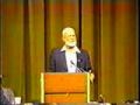 Why Comparative Religion? - Sheikh Ahmed Deedat (5/13