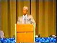 Why Comparative Religion? - Sheikh Ahmed Deedat (3/13