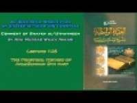 162. The Practical Method of AhluSunnah 5th part - Abu Mussab Wajdi Akkari