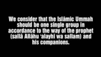 IT IS OBLIGATORY TO ASCRIBE ONESELF TO THE SALAF | SHEIKH UTHAYMEEN