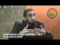 When Muslims Work Together - Part 3   Nouman Ali Khan