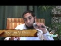 How to achieve contentment, peace and purpose in life?-Nouman Ali Khan