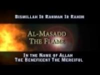 [111] Al-Masadd [The Flame]