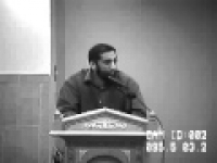 An overview of Quranic work by Late Dr Israr Ahmed-Nouman Ali Khan