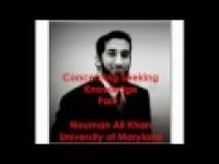 Why did the Creator Put those Desires in Me | Nouman Ali Khan