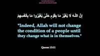 How to Bring the Change - Anwar Al Awlaki