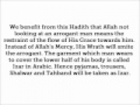 HaD-255 -- A Poor Person with Pride and Arrogance - hadithaday.org