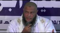 الشیخ الددومن استطاع أن یربی نفسه وأن یأطرها علی منهج الله فان الله یعینه علی ذلک ویجتبیه