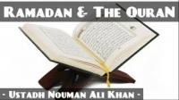 Ramadan Is About The Quran! ᴴᴰ ┇ Ramadan Reminder 2013 ┇ by Ustadh Nouman Ali Khan ┇ TDR ┇