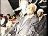 What Is Bible? - by Sheikh Ahmed Deedat (10/12