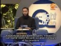 In the light of the Qur'an - By Sh. Mutasem Al-Hameedy - 35