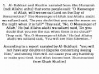 HaD-149 -- Seeing Allah in Paradise - hadithaday.org