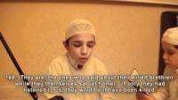 Nassar Imitating Muhammad Luhaidan + English Translation