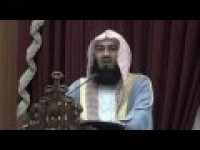 Mufti Menk- Excellent Example of Muhammad (PBUH)