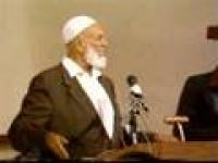 Jesus (PBUH) Beloved Prophet Of Islam -Sheikh Deedat (16/16