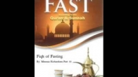 Fiqh of Fasting 11/12 - Moosa Richardson.