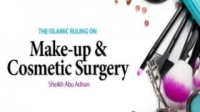 Islamic Ruling on Make-up & Cosmetic Surgery - Sheikh Abu Adnan.