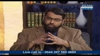 Short talk on Surat al-Kawthar by Sh.Yasir Qadhi