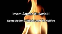 Anwar Awlaki Actions which lead to hell fire