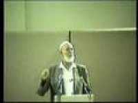Man-God Relationship In Islam - Sheikh Ahmed Deedat (9/10