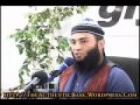 Ramadhaan Lecture Four, Shaykh Feiz (Part 8)