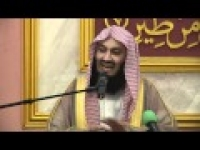 Mufti Menk- Muhammad (PBUH) and His Message
