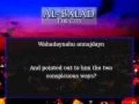 [90] Al-Balad [The City]