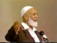 Jesus (PBUH) Beloved Prophet Of Islam -Sheikh Deedat (7/16