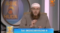 Ask Huda 29 April 2012 - Shaikh Muhammad Salah.