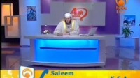 Ask Huda 11 January 2011 Sheikh Mohammad Salah Huda tv.