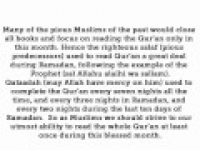 HaD-104 -- Recitation of the Qur'an - hadithaday.org