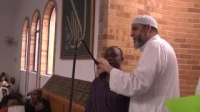 New Shahadah at Colorado Muslim Society 03-29-2013